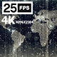 World Map 02 4K - VideoHive Item for Sale