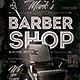 Flyer Barbershop - GraphicRiver Item for Sale