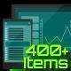Digital Era 400+ Animated Elements