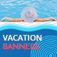 Vacation Banners