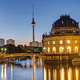 Bode-Museum, Television Tower and Spree river in Berlin - PhotoDune Item for Sale