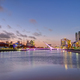 Puerto Madero in Buenos Aires at sunset - PhotoDune Item for Sale