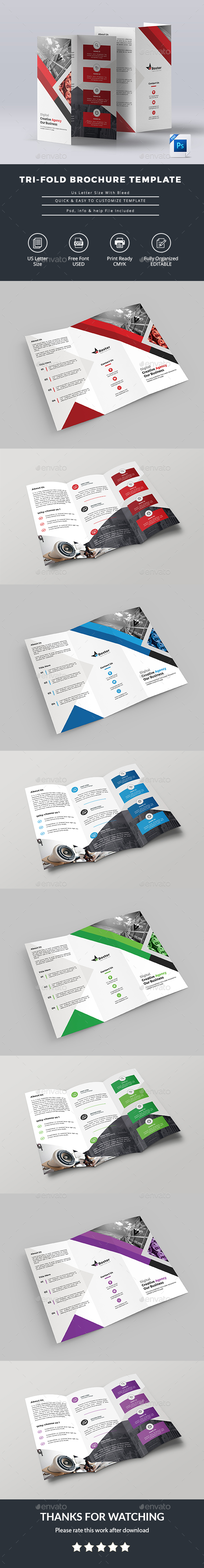 GraphicRiver Brochure 20791229