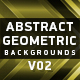 Abstract Geometric Backgrounds V02