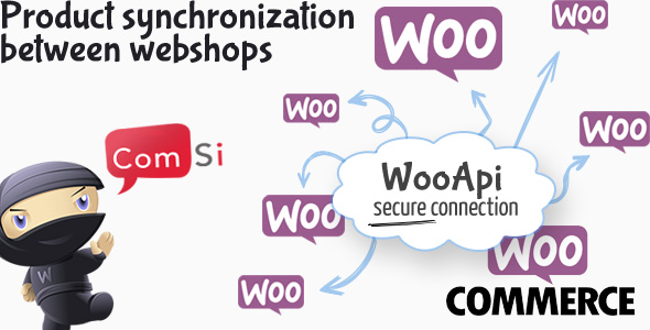 WooCommerce product synchronization between unlimited webshops - CodeCanyon Item for Sale