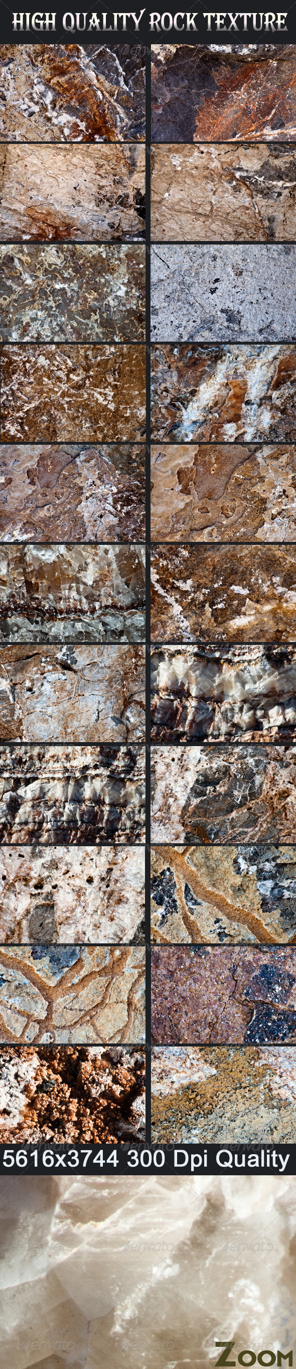 22 Rock Texture - Stone Textures