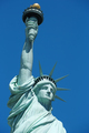 Statue of Liberty with torch detail in a sunny day, New York - PhotoDune Item for Sale