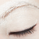 Woman eye with white make up and black eyeliner - PhotoDune Item for Sale