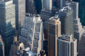New York City Manhattan skyscrapers aerial view in the morning - PhotoDune Item for Sale