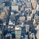 New York City, Manhattan aerial view with skyscrapers and fifth avenue - PhotoDune Item for Sale