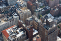 New York City Manhattan skyline aerial roof tops view - PhotoDune Item for Sale