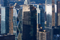 New York City Manhattan aerial view with glass skyscrapers - PhotoDune Item for Sale