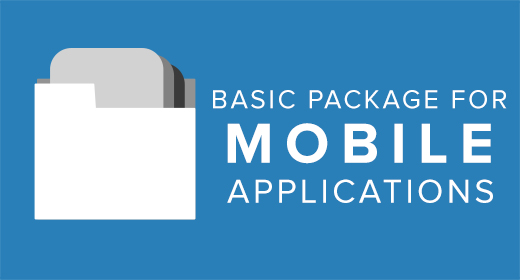 Basic Package for mobile apps