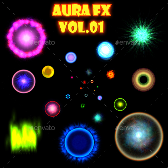 GraphicRiver Aura FX Vol 01 20791778
