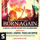 Born Again CD Album Artwork