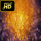 Golden Fantasy Particles Background - VideoHive Item for Sale
