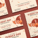 Turkey Day Flyers
