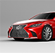 Lexus LS 500 2018 - 3DOcean Item for Sale
