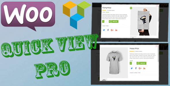 CodeCanyon Woocommerce Quick View Pro for visual composer 20792464