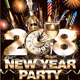 New Year Party Flyer Template - GraphicRiver Item for Sale