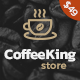Coffee King - Coffee Shop, Coffee House and Online Store WordPress Theme - ThemeForest Item for Sale