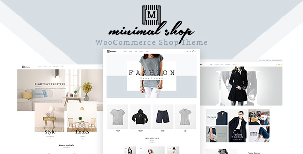 Minimal Shop | Multipurpose WordPress WooCommerce Theme (Purchasing)