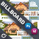 Real Estate Billboard Templates - GraphicRiver Item for Sale
