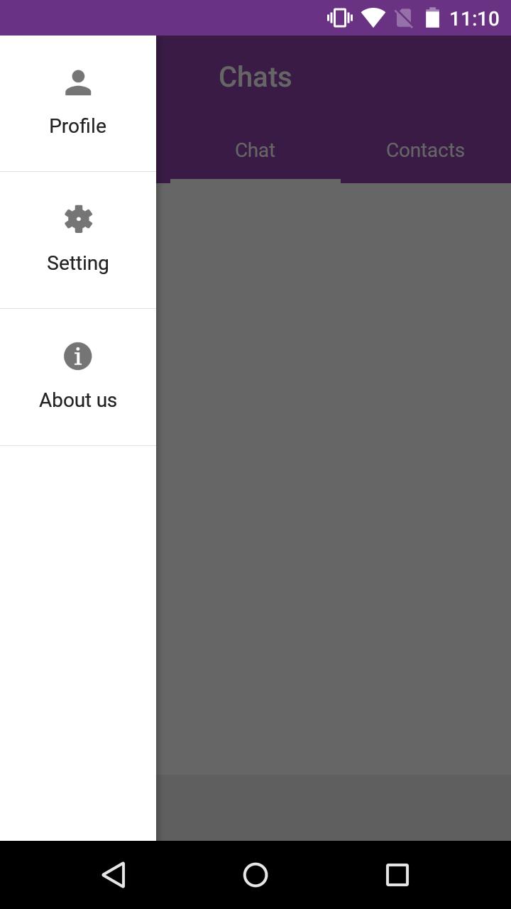 firebase chat app slack