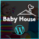 Baby House – Kids School WordPress Theme