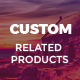 Custom Related Products - CodeCanyon Item for Sale