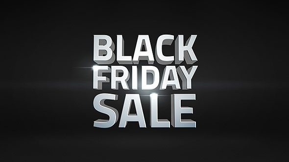VideoHive Black Friday Commercial 20794119