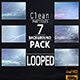 Clean Corporate 7 Background Pack