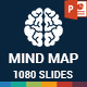 Mind Map PowerPoint Presentation Template - GraphicRiver Item for Sale