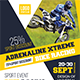 Bike Racing Flyer - GraphicRiver Item for Sale