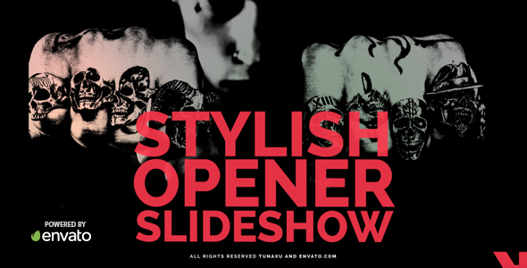 Stylish Opener - Slideshow