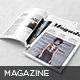 Mogado Magazine Template - GraphicRiver Item for Sale