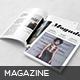 Mogado Magazine Template