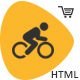 Cycle - Bicycle & Accessories Ecommerce Store Template