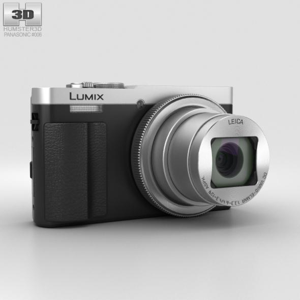 Panasonic Lumix DMC-TZ70 Silver