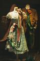 Austrian national folk costumes or garment for men and women