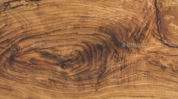 Olive wood slab texture, background - Stock Photo - Images