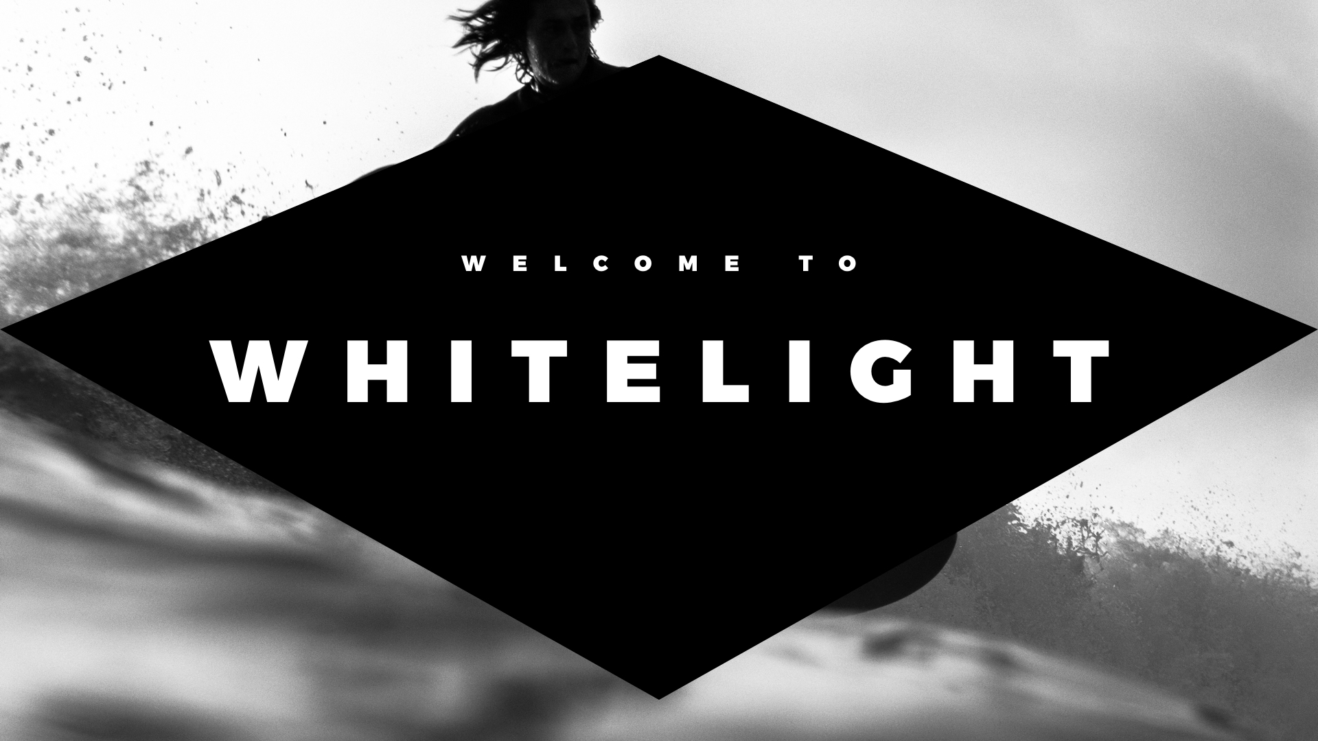 WhiteLight - Minimal Keynote Template
