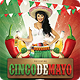 Cinco de Mayo Party Flyer  - GraphicRiver Item for Sale