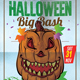 Halloween Flyer A4
