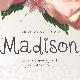 It's Madison!