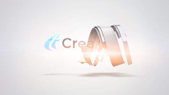 3D Streak Logo