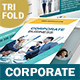 Corporate Business Trifold Brochure 5