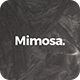 Mimosa Google Slides Template