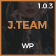 J.Team - Universal WooCommerce Theme