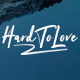 Hard To Love Typeface - GraphicRiver Item for Sale